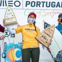 Euro Cup of Surfing 2020 - MEO Portugal